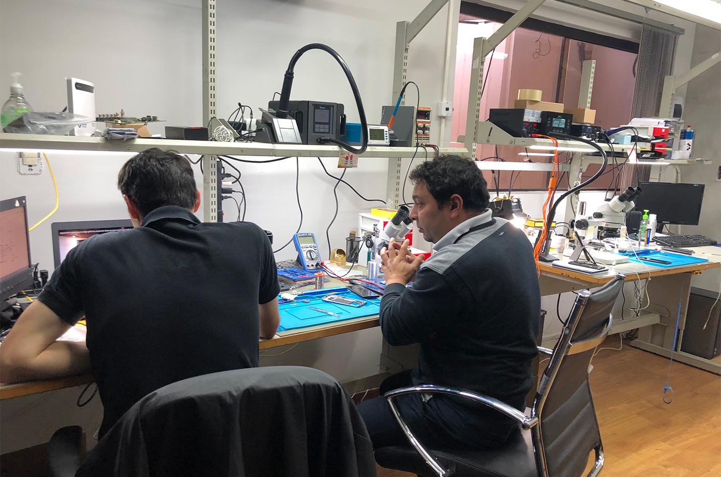 Laboratorio Anovo